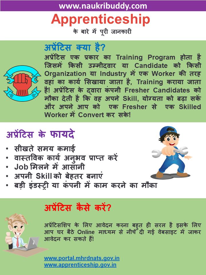 अप्रेंटिस क्या है? कैसे करें? What is Apprentice in Hindi